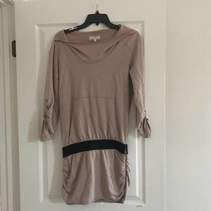 LaRok Hooded Sweatshirt Tunic/Dress Sz S